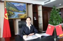 党委委员、工会主席  王秀莉